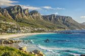Cape town beach — Stok fotoğraf