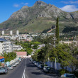 Cape Town Mountains — Stock Photo #14383341