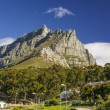 Cape Town Mountains — Stock Photo