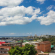 Clouds over Port Elizabeth — Stock Photo #15753753