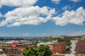 Clouds over Port Elizabeth — Stock Photo
