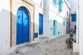 Houses of Sidi Bou Said — Stock Photo