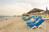 Hammamet Beach — Stock Photo