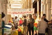 Street market in Tunis — Stock Photo