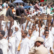Stock Photo: Timket Celebrations in Ethiopia