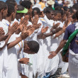 Timket Celebrations in Ethiopia — Stock Photo
