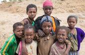Byn barnen — Stockfoto