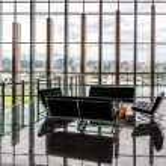 The lounge — Stock Photo