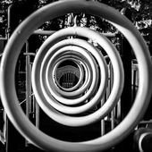 Concentric Rings — Stock Photo