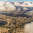 Stock Photo: Aerial view of Addis Ababa