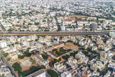 Aerial view of Dakar — Stock Photo