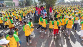 13th edition of the Great Ethiopian Run — Stock Photo