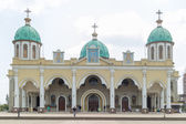 Bole Medhane Alem Church — Stock Photo
