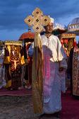 2014 Timket Celebrations in Ethiopia — Stock Photo