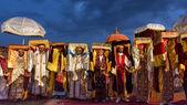 2014 timket feiern in äthiopien — Stockfoto