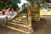 Band-stand on Goree Island — Foto Stock