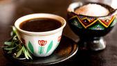 Traditional Ethiopian Coffee — Stockfoto