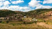 Casas malgaches — Foto de Stock