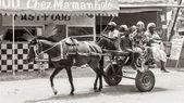 Transport lokalny — Zdjęcie stockowe