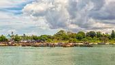 Shores of Dar es Salaam — Stock Photo