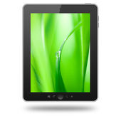 Tablet pc — Foto Stock