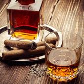 Cognac vintage — Photo