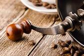 кофемолка — Стоковое фото