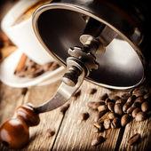 Vintage coffee — Stock Photo