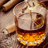 Cognac — Stock Photo