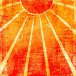 Sun rays background — Stock Photo #27812795