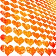 Hearts background — Stock Photo #27812823