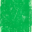Green scratch background — Foto de Stock