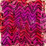 Grunge waves background — Stock Photo #27817657