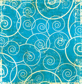 Grunge swirl background — Stock Photo