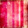 Grunge pink background — Foto Stock