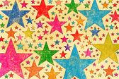 Stars illustration background — Stock Photo