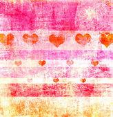 Paarse grunge liefde achtergrond — Stockfoto