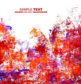 Grunge paint blots background — Stock Photo