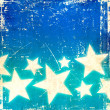 Grunge stars background — Stock Photo #27836883