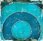 青の抽象的な背景 — ストック写真