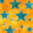 Grunge stars background — Stock Photo #27840129