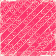 图库照片: Pink hearts background