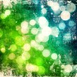 Grunge abstract bokeh background — Stock Photo
