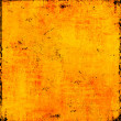 Grunge orange background — Zdjęcie stockowe