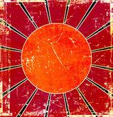 Sun rays background — Stock Photo