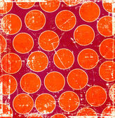 Scratch circles background — Stock Photo