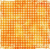 Orange grunge texture background — Stock Photo