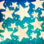 Grunge stars background — Stock Photo #27850697