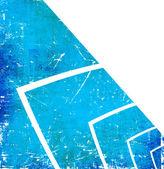 Blauwe abstracte achtergrond — Stockfoto