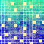 Grunge mosaic background — Stock Photo #27860175